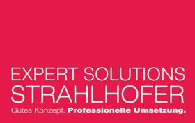 Expert Solutions Strahlhofer